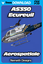 Aerospatiale AS350 Ecureuil