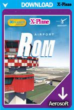 Airport Rome XP (X-Plane 11)
