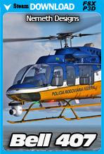 Bell 407 (FSX/P3D)