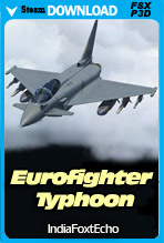 Eurofighter Typhoon (FSX/P3D)
