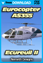 Eurocopter AS355 Ecureuil II (Squirrel)