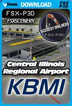 Central Illinois Regional Airport (KBMI)