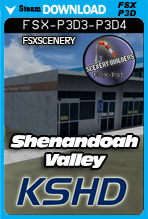 Shenandoah Valley Regional Airport (KSHD)