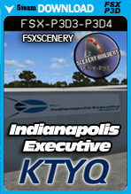 Indianapolis Executive Airport (KTYQ)