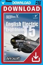 English Electric Lightning T5