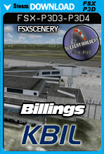 Billings Logan International Airport (KBIL)