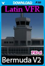 Bermuda TXKF v2 - P3D v4