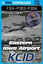 Eastern Iowa Airport (KCID)