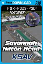 Savannah / Hilton Head International Airport (KSAV)