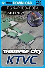 Traverse City Airport (KTVC)
