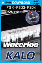 Waterloo Regional Airport (KALO)