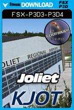 Joliet Regional Airport (KJOT)