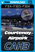 CAH3 Courtenay Airpark (CAH3)