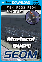 Mariscal Sucre International Airport (SEQM)
