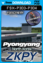 Pyongyang Sunan International Airport (ZKPY)