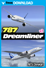 Boeing 787 Dreamliner V2 (Steam)