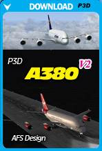 Airbus A380 - Family v2 (P3D)