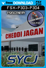 Cheddi Jagan International Airport (SYCJ)