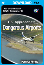 FS Approaches Vol 8 - Dangerous Airports