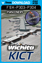 Wichita Dwight D. Eisenhower National Airport (KICT)