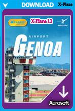 Airport Genoa (X-Plane 11)