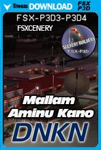Mallam Aminu Kano International Airport (DNKN)