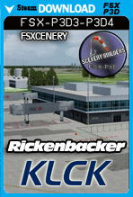Rickenbacker International Airport (KLCK)