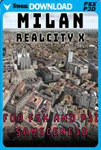 SamScene - Milan RealCity X