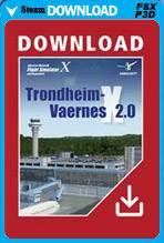 Trondheim-Vaernes X V2.0