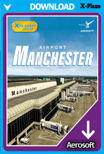 Airport Manchester -  X-Plane 11