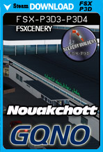Nouakchott New International Airport (GQNO)