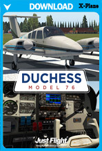 Duchess Model 76 (X-Plane 11)