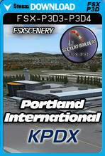 Portland Oregon International Airport (KPDX)