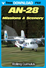 An-28 Missions and Scenery (FSX)
