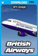 British Airways Airbus v2 (FSX)