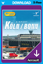 Airport Cologne/Bonn XP (X-Plane 11)