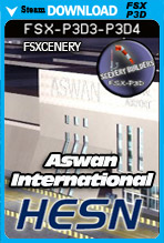 Aswan International Airport (HESN)