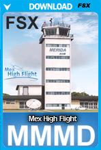 Merida International Airport (MMMD) FSX