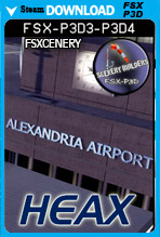 Alexandria International Airport  (HEAX)
