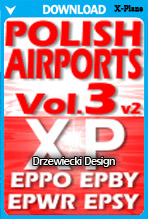 Polish Airports vol 3 XP V2 (X-Plane)