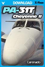 Carenado PA31T Cheyenne II (X-Plane 11)