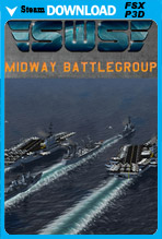 Midway Battle Group (FSX/P3D)