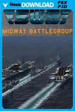 Midway Battle Group (FSX/P3D)