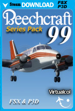 Beechcraft 99 Series Pack (FSX/P3D)