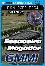 Essaouira Mogador Airport (GMMI)