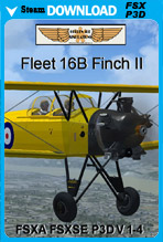 Fleet 16B Finch II