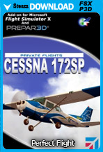 Private Flights - Cessna 172SP