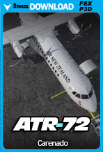 Carenado - A72 500 Series (FSX/P3D)
