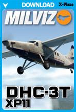 MilViz DHC-3T Turbo Otter (X-Plane 11)