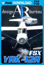 Yak-12A (FSX)